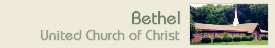 Bethel United Church Of Christ